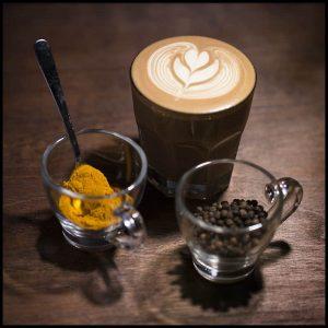 turmeric latte-turmeric milk