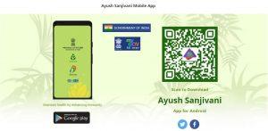 AYUSH-Sanjivani-App