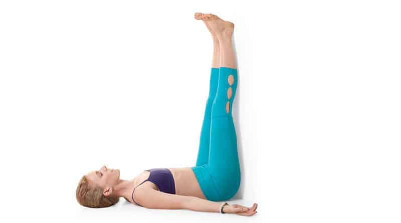 Viparita Karani Yoga: Steps, Benefits, Precautions - The Indian Med